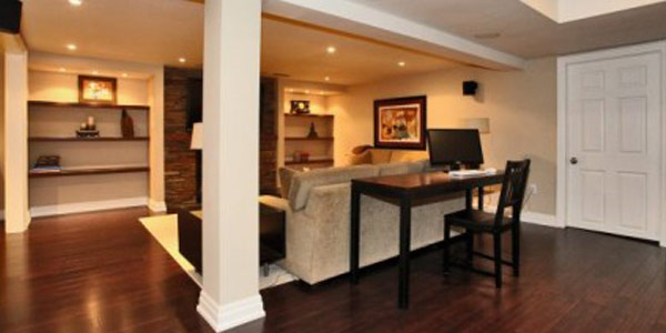 Basement Renovation & Remodeling