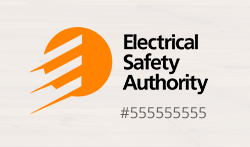 Electrical Safety Authority #xxx